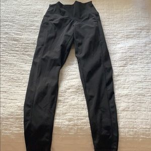 Pants - Colorfulkoala black 7/8 leggings